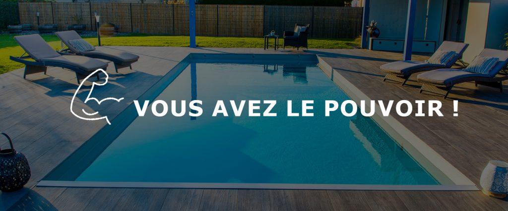 3 packs de montage pour votre piscine Aquilus