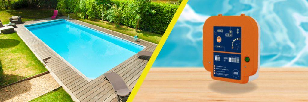 traiter automatiquement l'eau de votre piscine au sel grâce à l'aquisalt par Aquilus